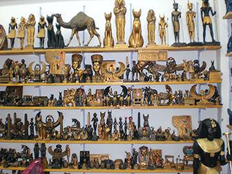 Небанальные сувениры из Египта