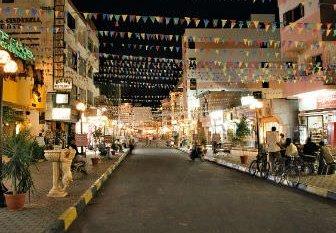 Ночная жизнь Хургады. В поисках эмоций и впечатлений