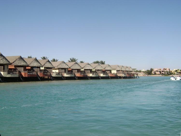 Экскурсия в Эль Гуну (Египетскую Венецию)