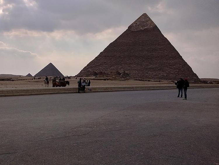 Экскурсия в Каир (индивидуально)