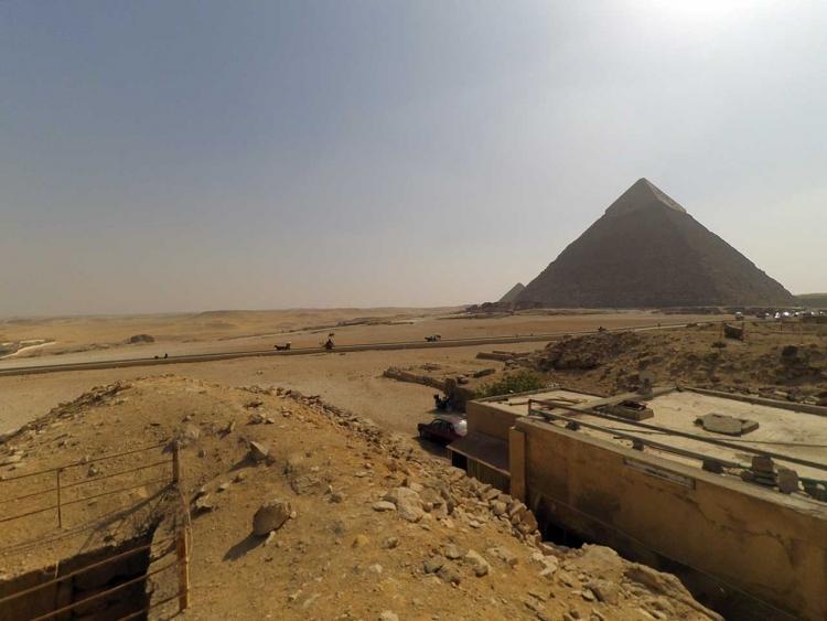 Экскурсия в Каир (самолетом)