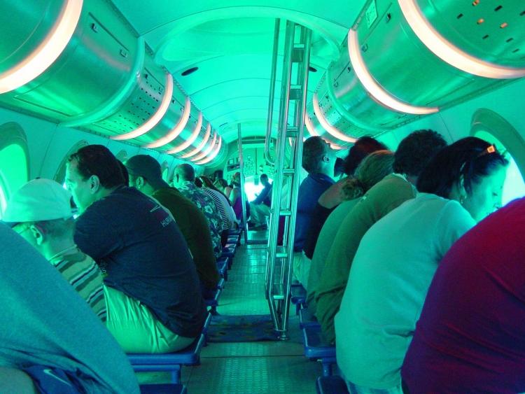 Экскурсия на подводной лодке Синдбад